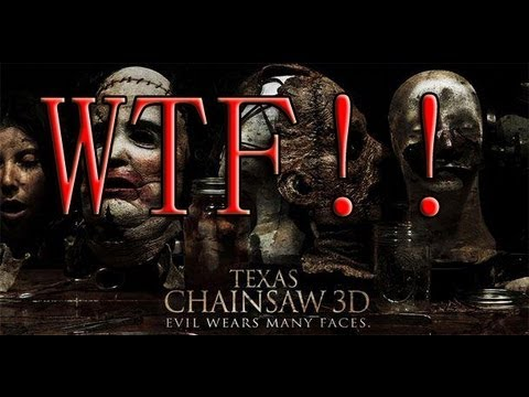 Texas Chainsaw Massacre 3D Review/Rant WTF!!!