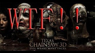 The Texas Chainsaw Massacre 3D - Texas Chainsaw Massacre 3D Review/Rant WTF!!!