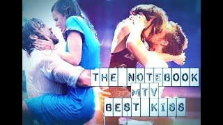 The Notebook - Best kiss Ryan Gosling Rachel McAdams 😍