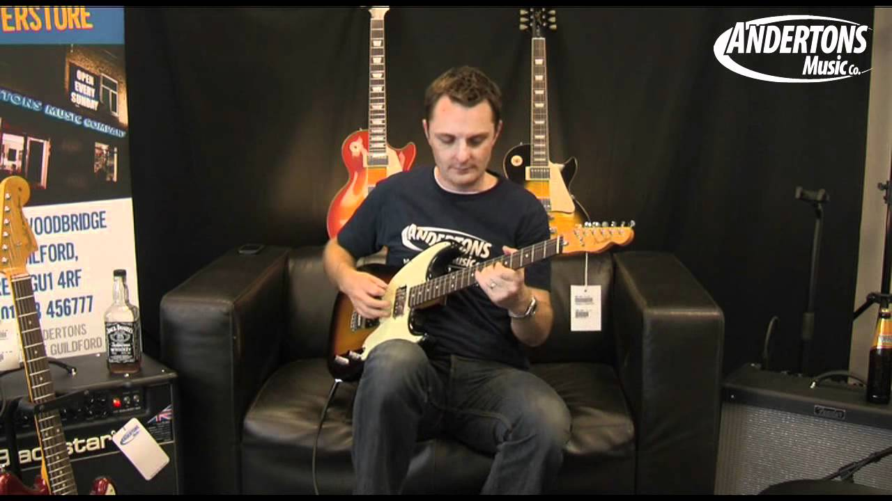 Fender Pawn Shop 72 Green Fender Pawn Shop 72 Guitar