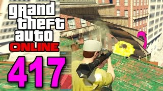 Grand Theft Auto 5 Multiplayer - Part 417 - RPGs VS LOOPERS! (GTA Online)