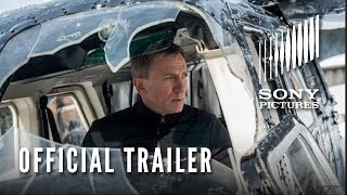 SPECTRE - Official Trailer - November 6