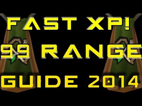 Runescape 3: 99 Range Guide Abyss Fast XP 2014 Commentary [HD]
