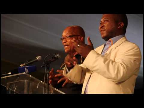 Don't feel excluded, says re-elected Zuma
