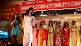 12T5 Nguyễn Hữu Cầu 2k6-2k9 - Trại Xuân - Miss Sài Gòn