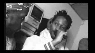 Lefty Left with Wu-Tang Clan in studio (1993)