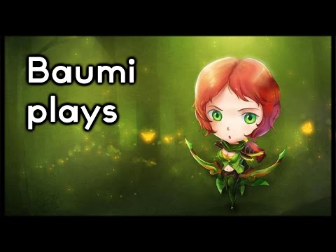 Dota 2 | HIGHEST DPS CARRY?! | Baumi plays Windranger