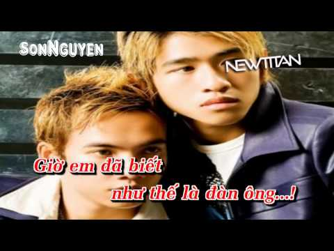 Dan Ong La The   Karaoke Beat [có Giọng Nữ Hát] video