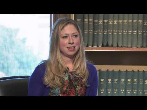 Chelsea Clinton on Americorps and Youth Citizen Service