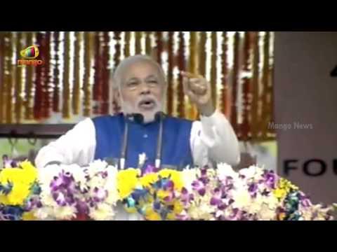PM Narendra Modi Speech At Jammu Kashmir Public Meet | Baglihar | Mango News