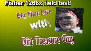 Fisher 1266x field test
