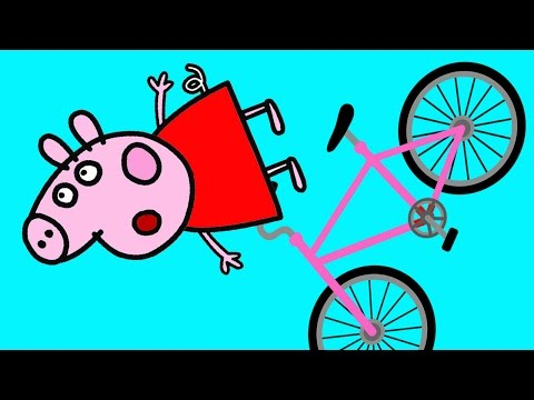 Свинка пеппа упал зуб