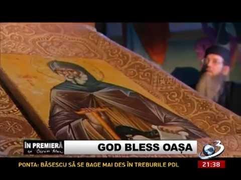 PARINTELE SAVA DE LA OASA - un american convertit la ortodoxie si calugar in Romania (
