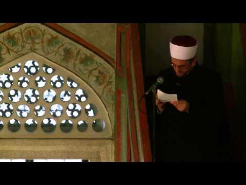 Hutba 7.3.2014. Žena U Islamu. H.hfz.sadrudin Ef. Išerić video