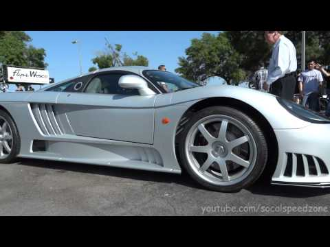 Saleen S7 at Supercar Sunday