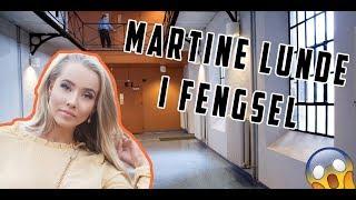 Martine Lunde i fengsel
