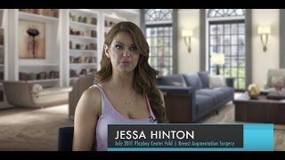 Dr. Stile - Jessa Hinton Breast Augmentation Testimonial
