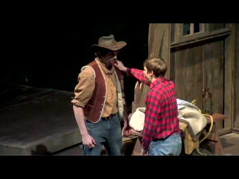 Seven Brides for Seven Brothers - A Woman Aught To Know Her Place (Reprise)