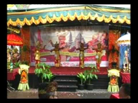 Ujian Tari Condong Saraswati video