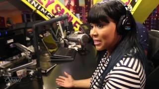 Erica Campbell on The Nightly Spirit with Willie Moore Jr.