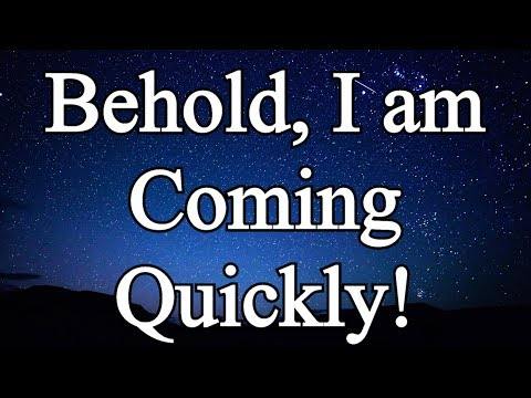 Christian Worship Praise Rock Songs Lyrics 2013 - Behold, I am Coming Quickly! / Revelation 3