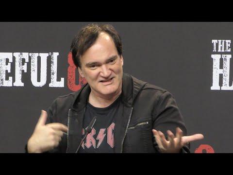 Hateful 8 | full press-conference from Berlin (2016) Quentin Tarantino Kurt Russell