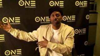 Tony Rock Talks New Game Show On TV One Titled 'The Game Of Dating' And More!