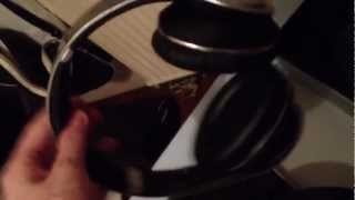 Unboxing+test - deballage Fake Beats by Dr Dre Studio silver From dhgate,Refly (FRENCH)