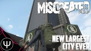 Miscreated — New Largest City Ever, Most Underrated Survival Game?!