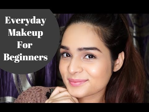 THE PERFECT EVERYDAY MAKEUP GUIDE (for beginners ) ~ NO MAKEUP -MAKEUP LOOK ~ AFFORDABLE