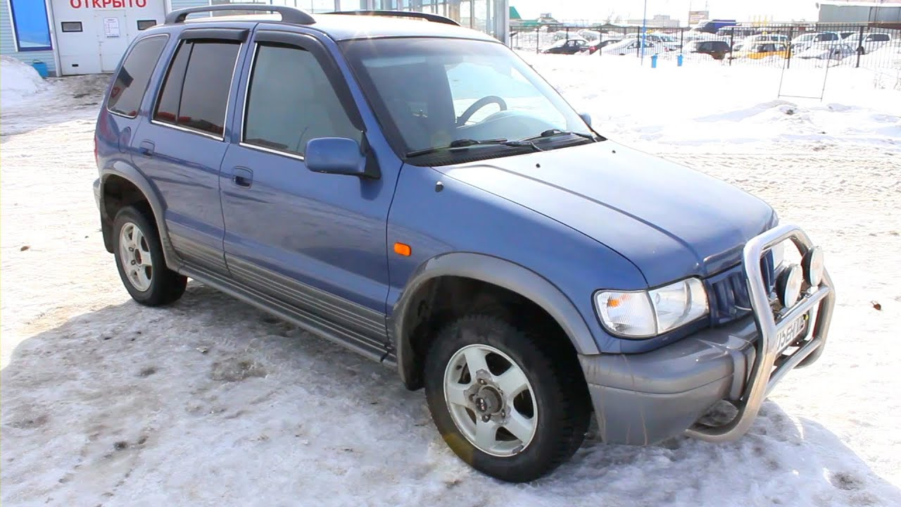 2004 Kia Sportage. Start Up, Engine, and In Depth Tour. - YouTube