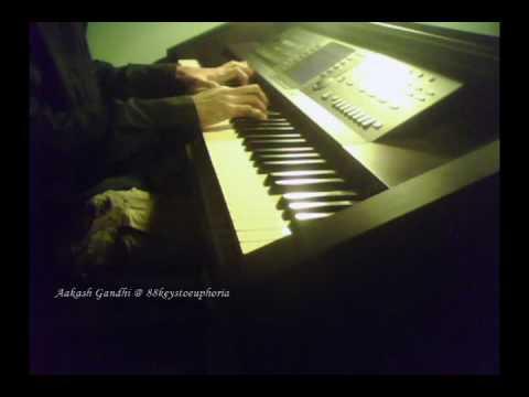 PiyaTeri Yaadein (Love Story) Piano Cover by Aakash Gandhi