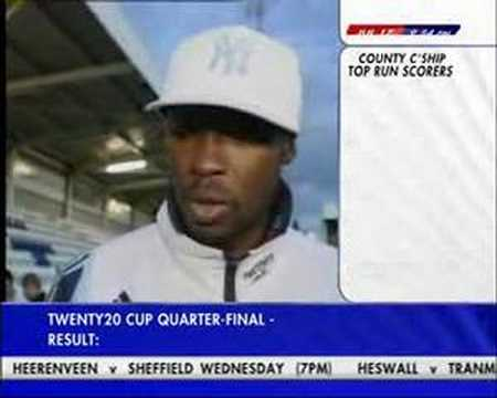 Shola Ameobi Interview