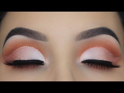 Soft Glam Eye Makeup Tutorial