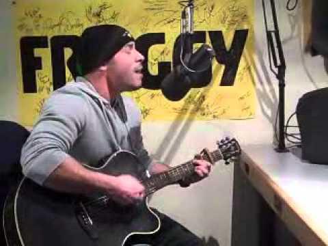 "Mark Ferrari - ""Under My Tree"" Live @ Froggy Radio with Danger Frog"