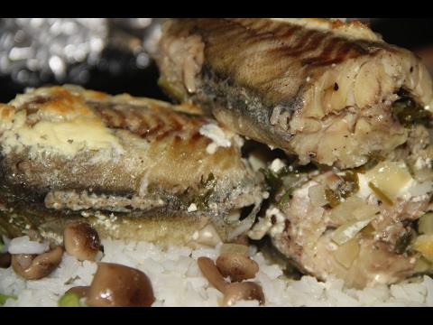 Как вкусно приготовить рыбу минтай в духовке