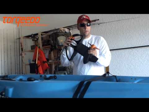 Gear Review: Torqeedo Kayak Motor