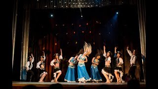 Pirates of the Caribbean bellydance show | Amrita dance group (Moscow)