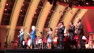 Steve Martin & The Steep Canyon Rangers and Edie Brickell