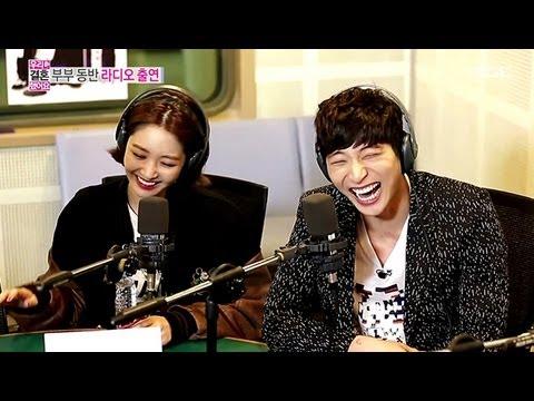 We Got Married, Jin-woon, Jun-hee(6) #01, 정진운-고준희(6) 20130316