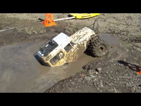 2011 Lethbridge Alberta canada TTC Competition  mud pit