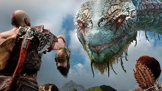 God of War 4   JUEGO COMPLETO   Historia Completa