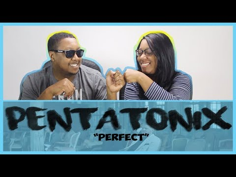PENTATONIX - Perfect (OFFICIAL MUSIC VIDEO)   REACTION!! #1
