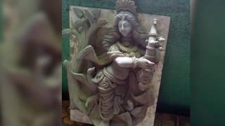 download lagu Making 17 Cm Small Saraswati Idol gratis