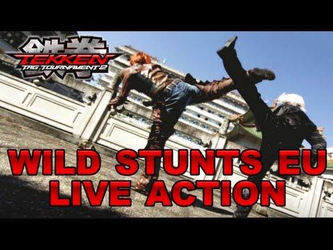 Tekken Tag Tournament 2 - Live Action Short Film By Wild Stunts Europe video