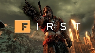 Shadow of War The New Nemesis System Revealed IGN First