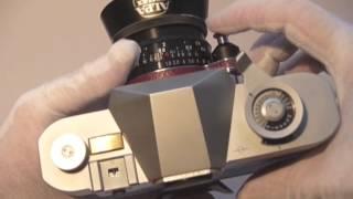 ALPA 10D with Schneider Xenon 50mm 1.9