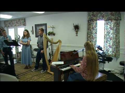 On The Sunny Banks - Joshua Tomlin, Ariel Chism, Samantha Tomlin&Alan Forbes