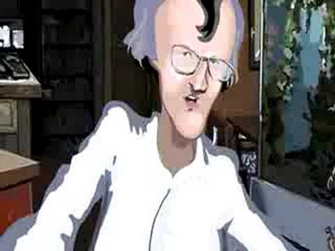 Waking Life Official Trailer