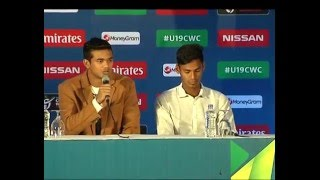 ICC Under 19 Cricket World Cup -2016 Launching